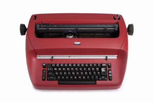 Eliot Noyes, Selectric Machine à écrire , 1961