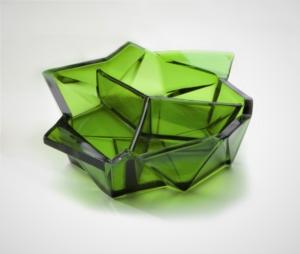 George Sakier, Coupes géométriques, 1929-33