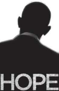Paul Scher, Hope - Obama Affiche, 2008