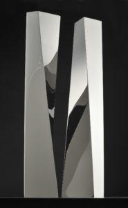Zaha Hadid, Crevasse Vases, 2005